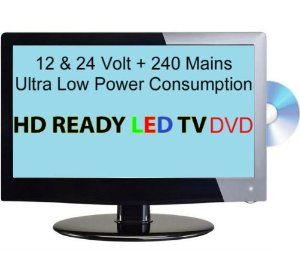 19 12 Volt Ultra Slim Led Digital Freeview Usb Record Tv Dvd Caravan Hgv Boat 12 24 Volt Dc 12v 240 Has Been Published At Http Fla Tv Accessories Uk Tv
