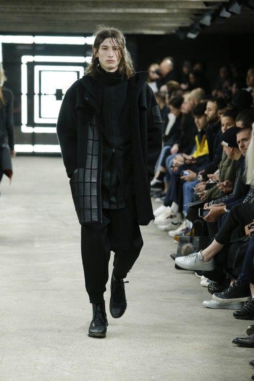 Y-3 Shows Rebellious Modernism for Its 2016 Fall/Winter Collection