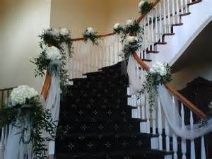 Wedding staircase decoration ideas bing images wedding tulle wedding staircase decoration ideas bing images junglespirit Images