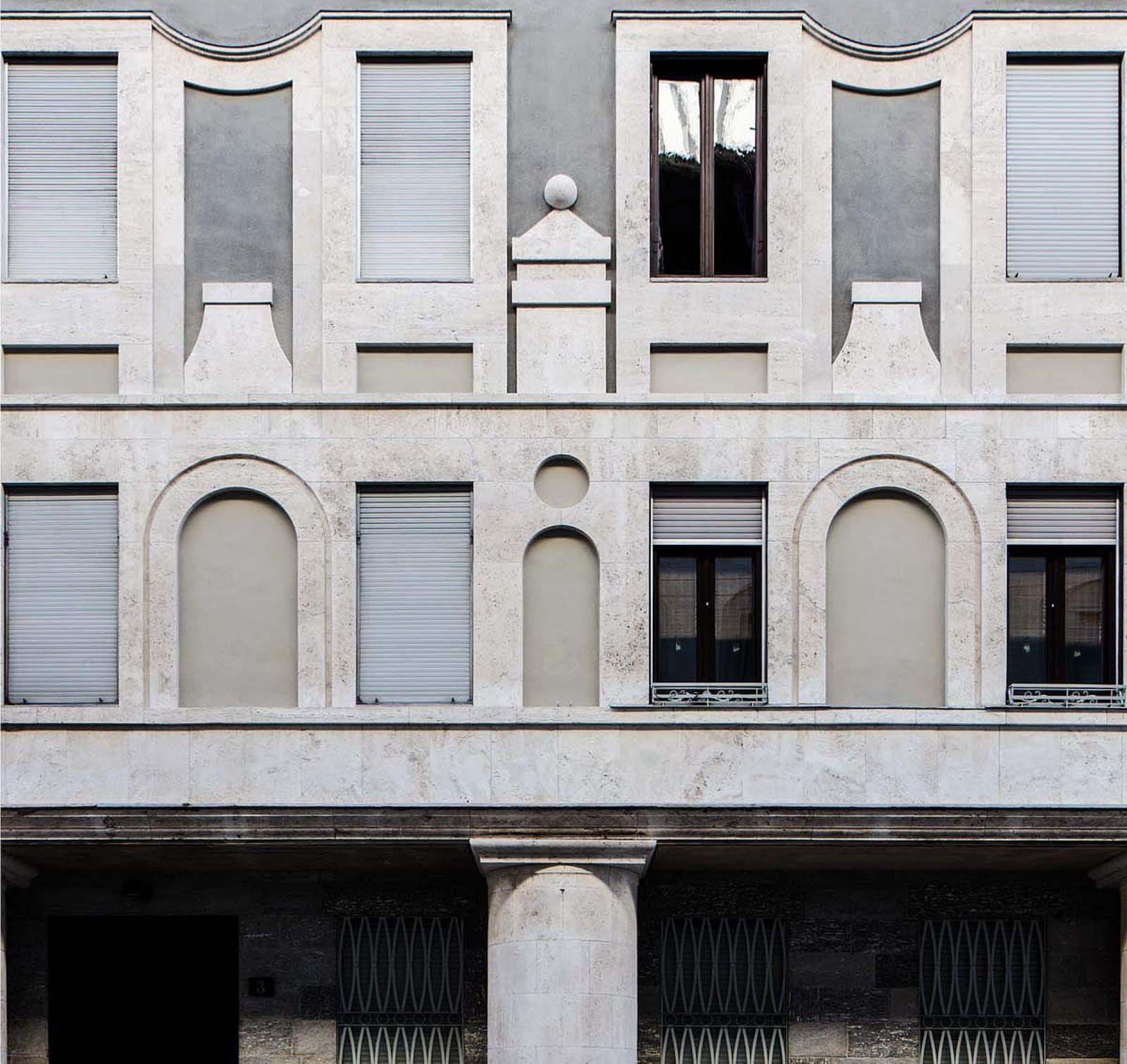 Giovanni muzio altrospazio · architetture milanesi