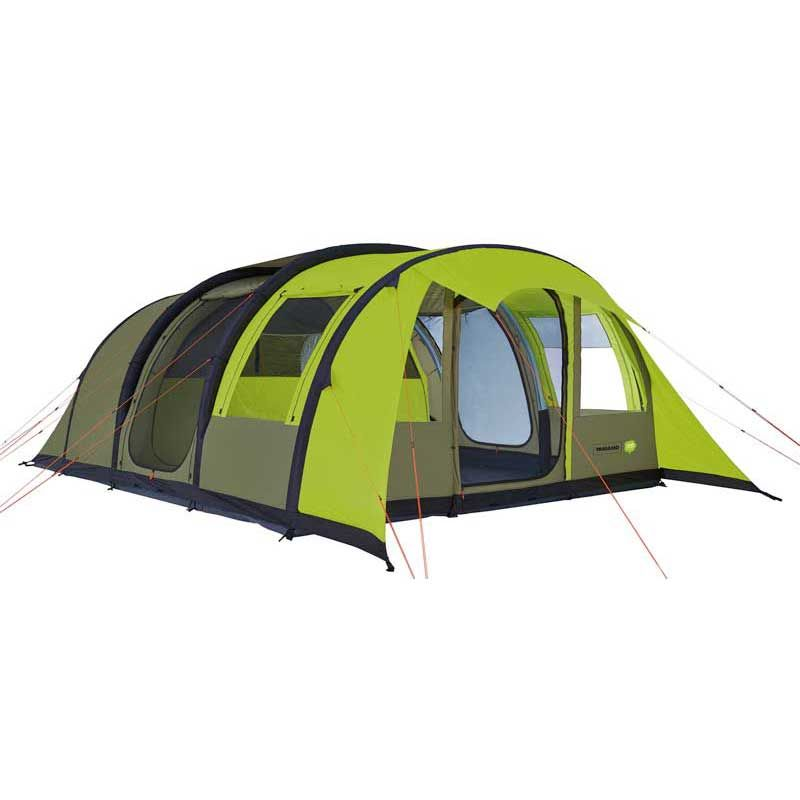 Tente Gonflable Goliath 6 Camping Tente Tente Gonflable Tente Camping Familiale