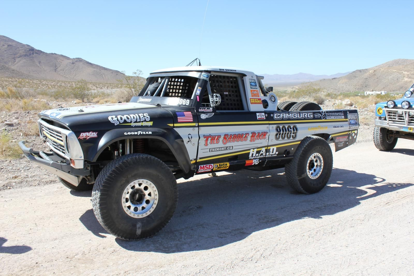 Torque Tuesday Get Ready For Bitd Vegas To Reno Ford Off Road