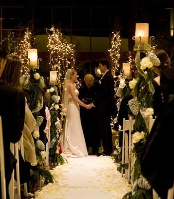 Candlelight Weddings Exude Elegance And Romance