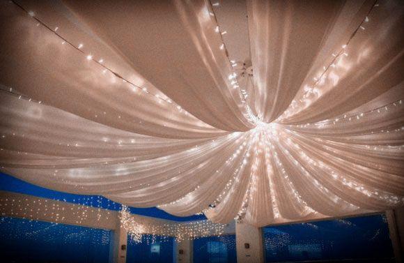 La Lumiere Fairy Lights Ceiling Draping Ceiling Draping Fairy Lights Ceiling Fairy Lights
