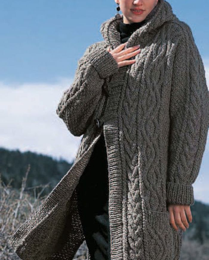 Free Knitting Patterns You Have to Knit | Knit cardigan ...