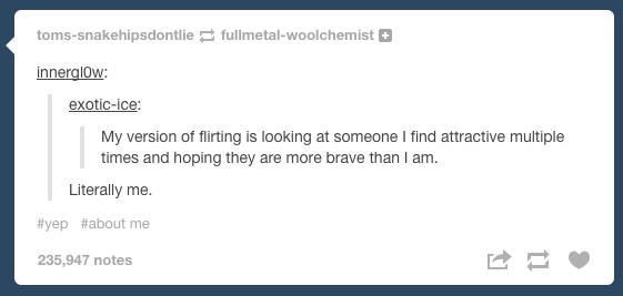 Flirty dating citat