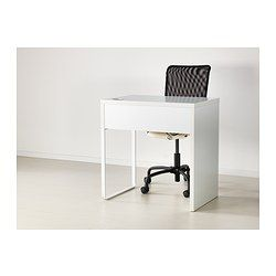 Us Furniture And Home Furnishings In 2020 Ikea Desk Chair White Desks Micke Desk