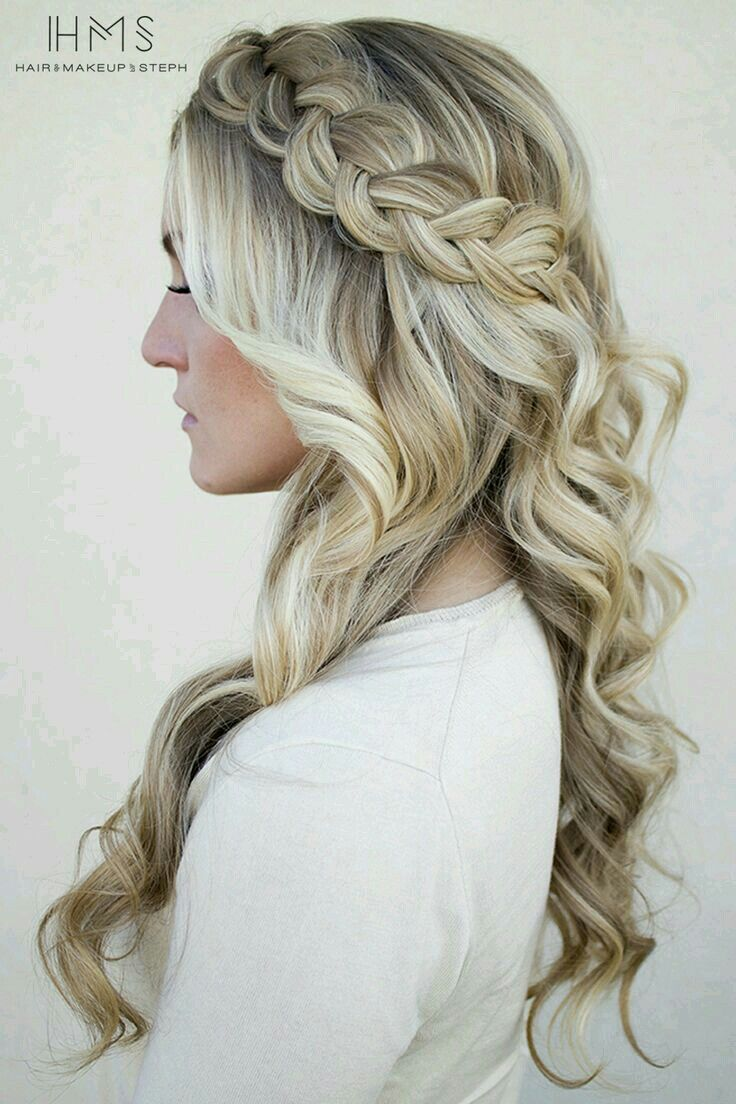Pin by Veronika Bátorová on Hair & Nails & Eyes | Pinterest | Hair ...