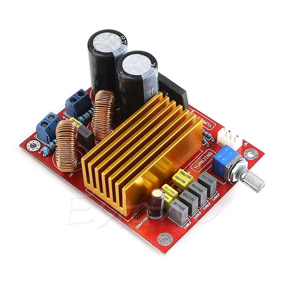 New TDA8920 CLASS D Audio Power Amplifier AMP Module Kit 100W X2