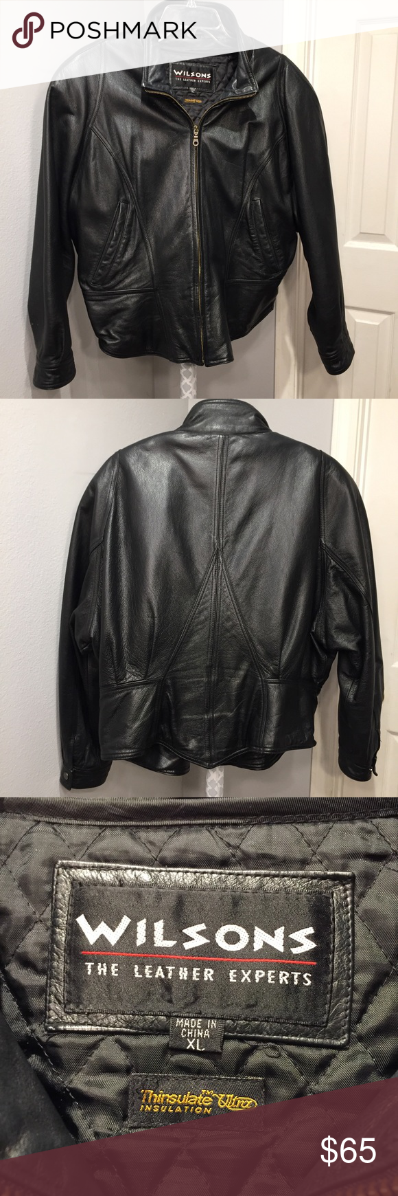 HEIN GERICKE FIRSTGEAR Leather moto jacket coat Awesome