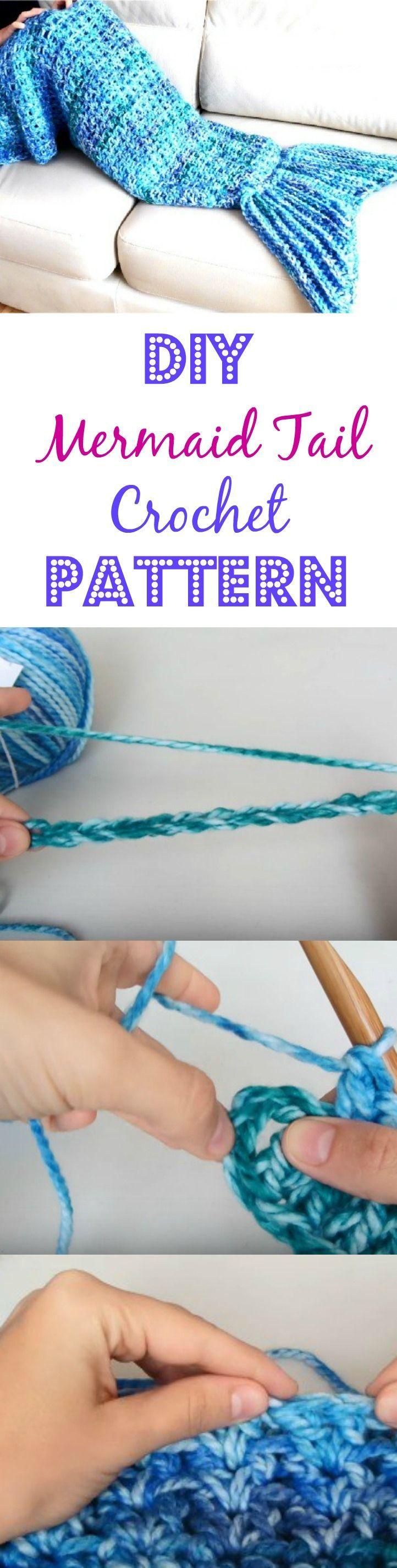 Easy diy mermaid tail crochet pattern ideas diy mermaid tail easy diy mermaid tail crochet pattern ideas bankloansurffo Choice Image