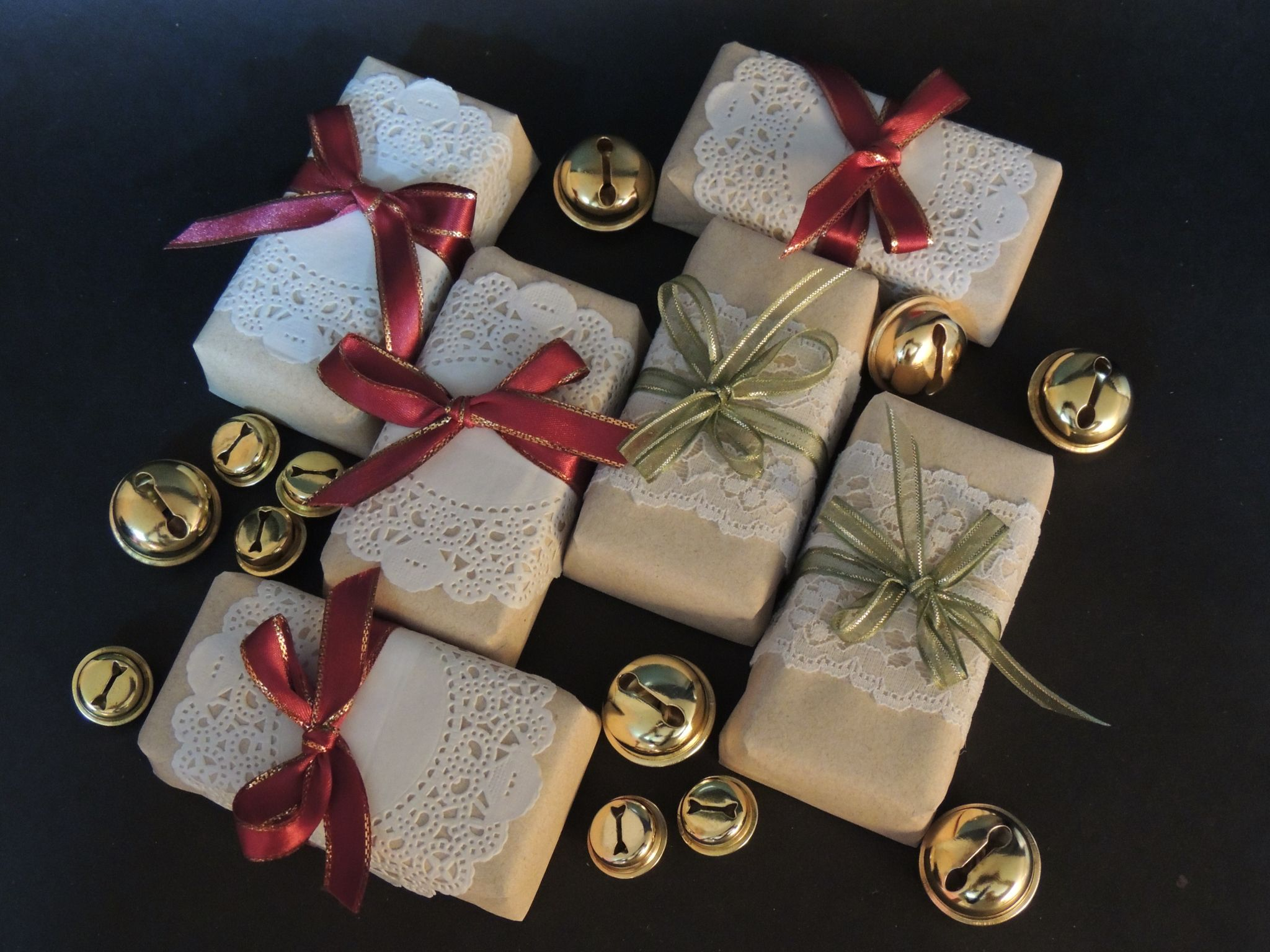 Jabones decorados para navidad regalo empaque adornos - Adornos navidenos artesanales ...
