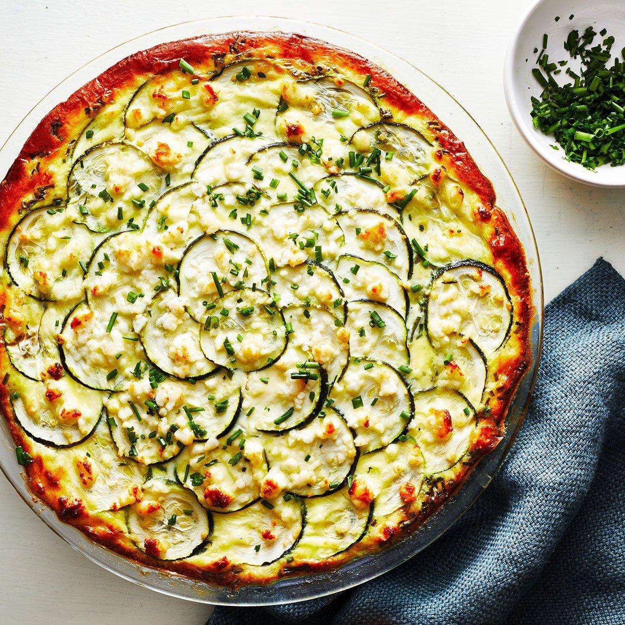 Cheesy Zucchini Quiche Recipe In 2020 Zucchini Quiche Recipes Zucchini Recipes Cheesy Zucchini Recipe