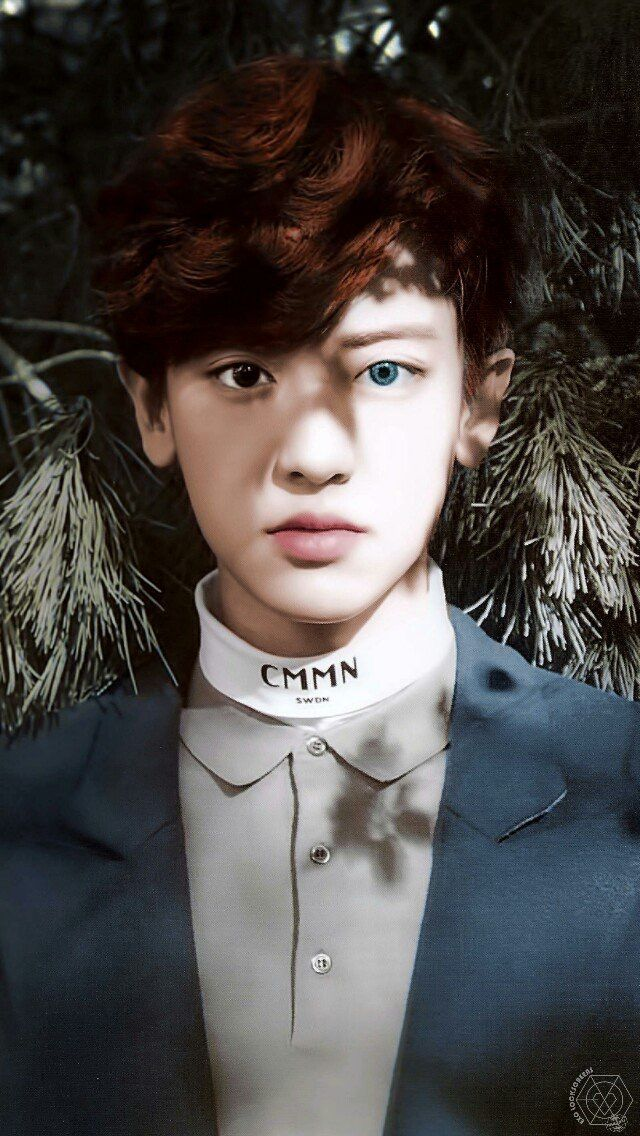Just Imagine If Chanyoel Did Have Heterochromia Chanyeol Park Chanyeol Park Chanyeol Exo