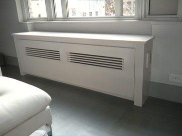Design Badkamer Radiator : Modern radiator cover contemporary badkamer