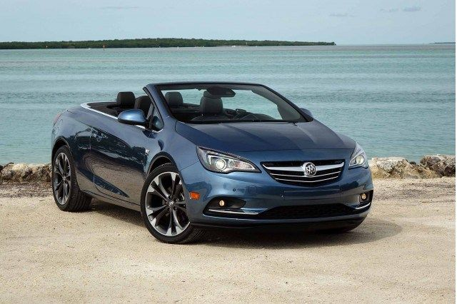 2020 Buick Cascada Concept Release Date And Interior Buick