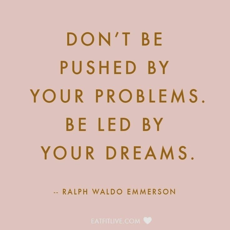 Be led by your dreams  Style On Picture Quotes / Inspiration
