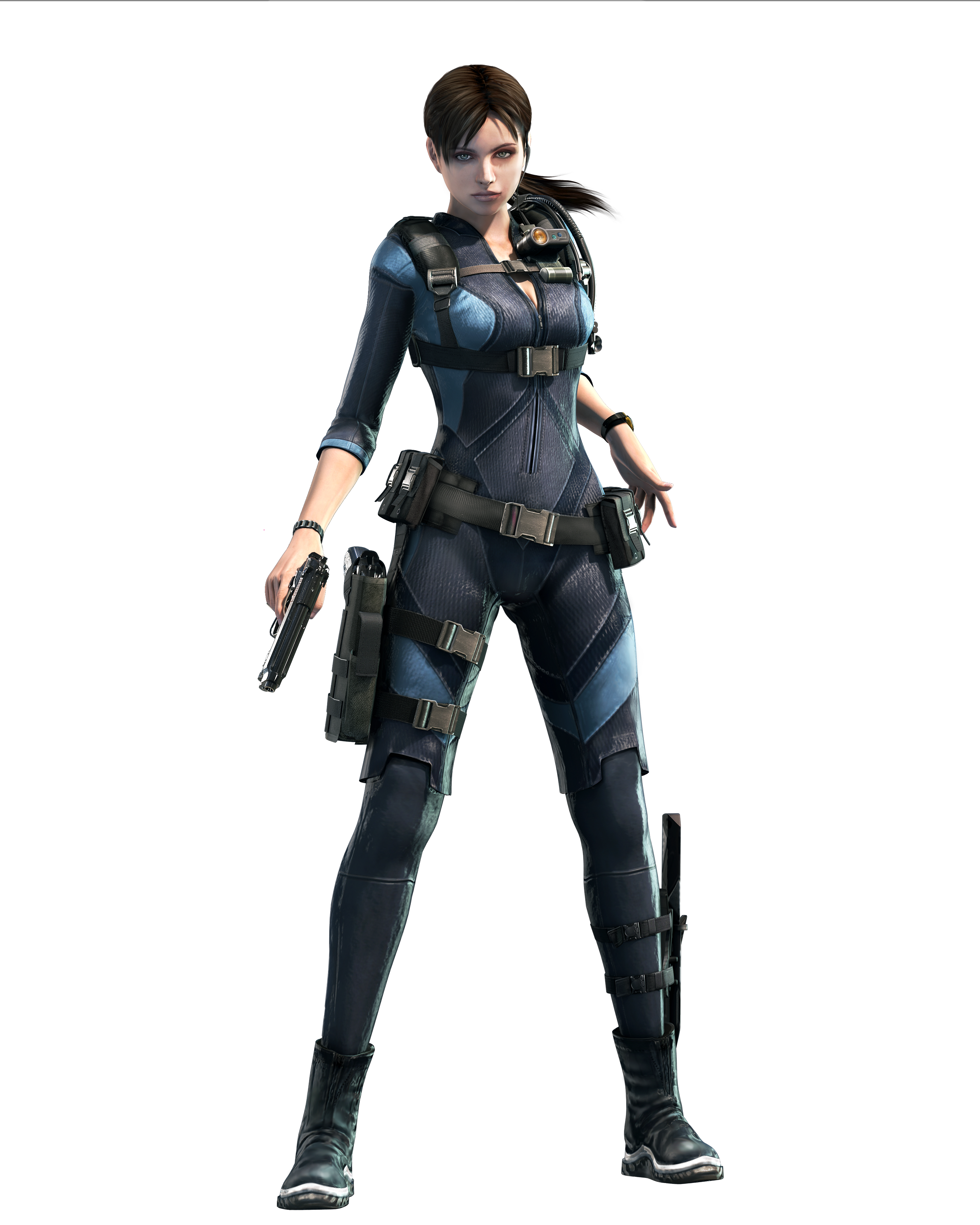 Jill Valentine Fictional Hottie From Resident Evil Revelations Aka Biohazard Revelations I Just Completed This Awesome Game On The Nintendo 3ds