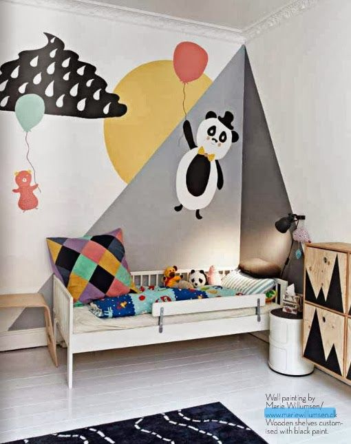 the boo and the boy eclectic kids\u0027 rooms Kids Bedroom Pinterest