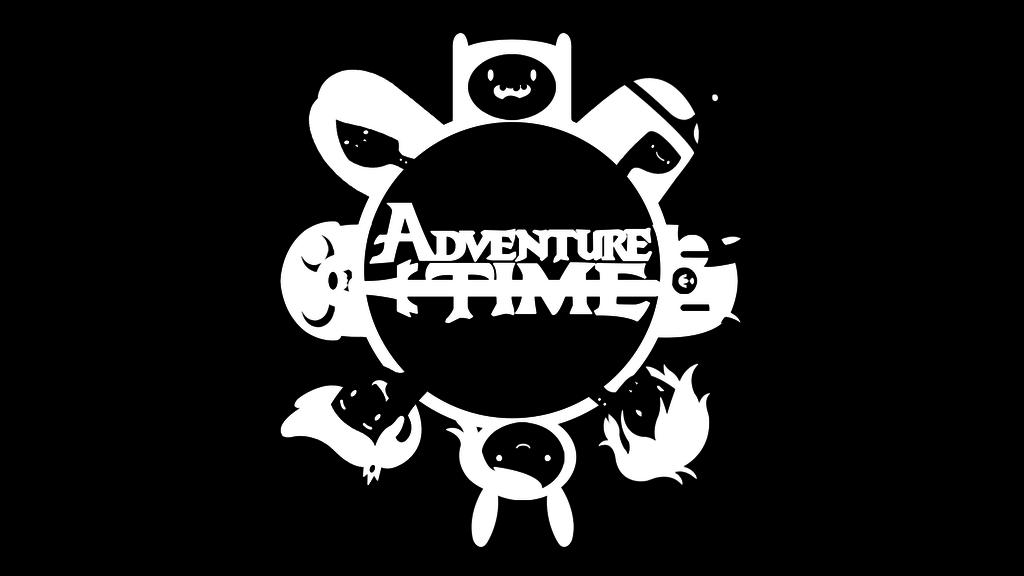 Black White Photo Black And White Wallpaper Adventure Time Adventure