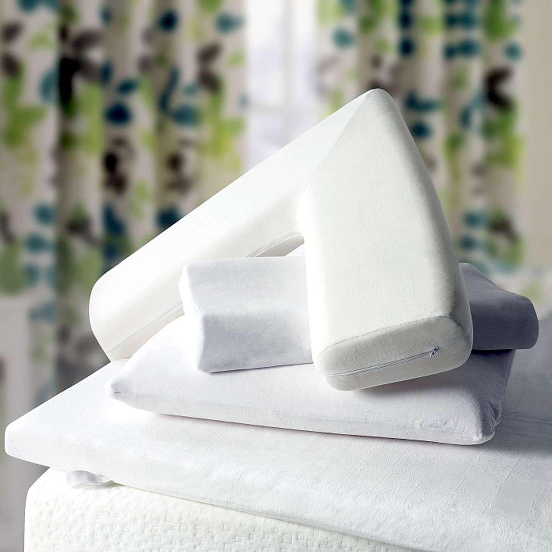 Memory Foam V Shaped Pillow Firm