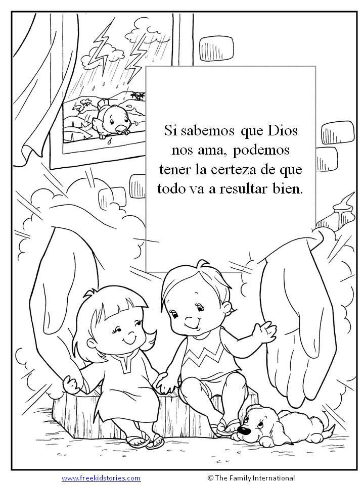dios me ama historia biblica para niños - Buscar con Google ...