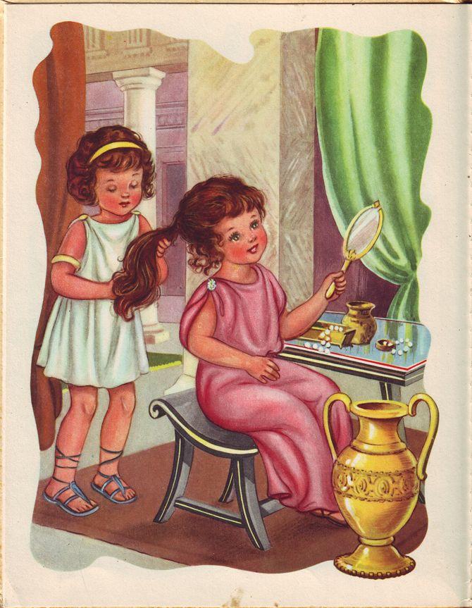 Piccoli Editions » Children In Ancient Rome
