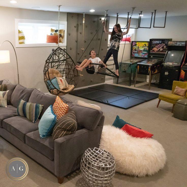 Home Gym Design Ideas Basement: Home Gym Decor , Basement