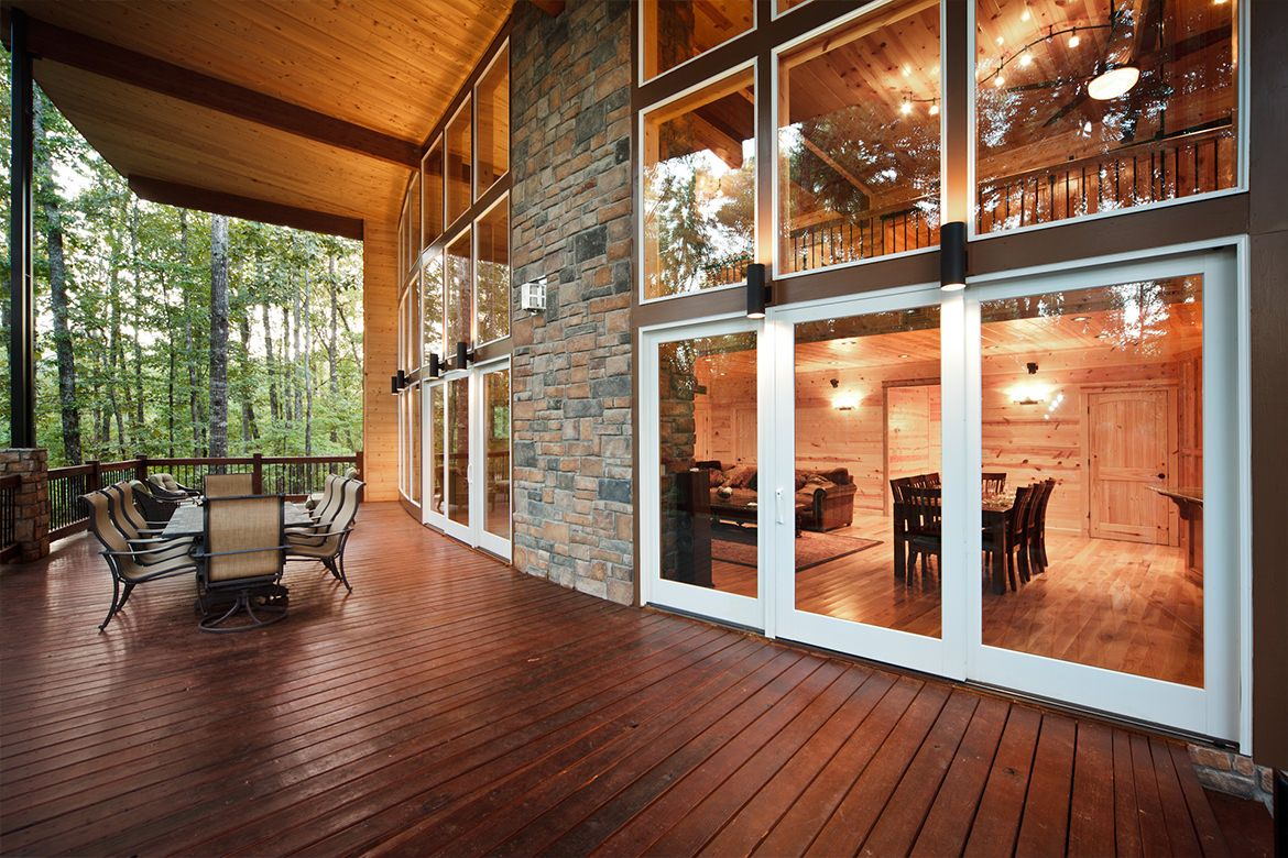 Hidden Acres Cabin In Broken Bow, Oklahoma Enjoy Privacy On 7 Acres With  Trees And A Meadow, This Modern Rustic Cabin Creates A One Of A Kind  Experience Wi