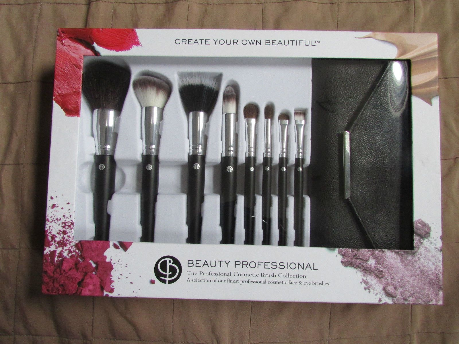 Beauty Professional Create your Own Beautiful Makeup Brush