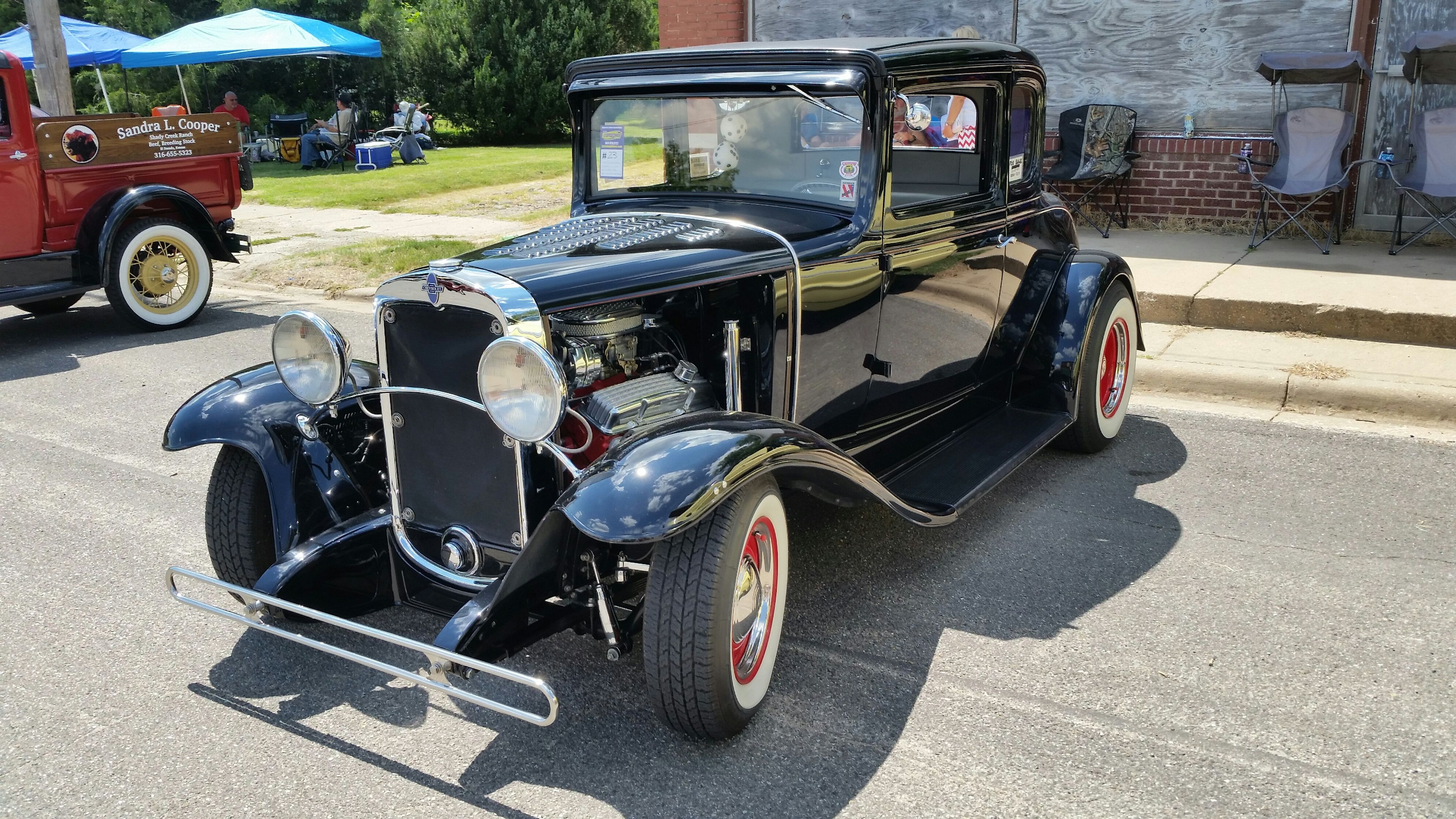 Motor\'n | 1931 Chevrolet Coupe Street Rod for sale at www.motorn.com ...