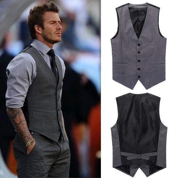 En liquidation construction rationnelle site professionnel Comment bien porter un gilet de costume | Men's fashion ...