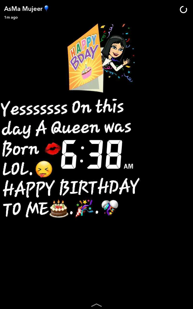 Yessssssssssssssssssss Today Is My Birthday Happy Birthday Quotes For Friends Happy Birthday Love Quotes Friend Birthday Quotes