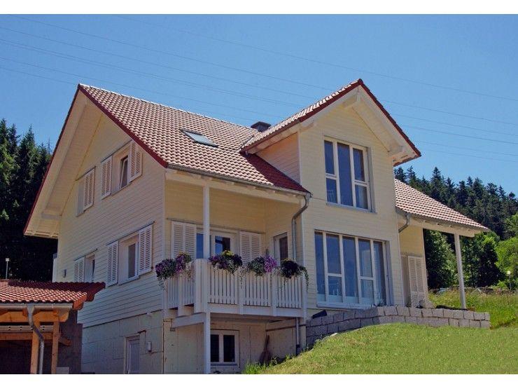 Musterhaus modern satteldach  Natur 165 - #Einfamilienhaus von Frammelsberger R. Ingenieur ...