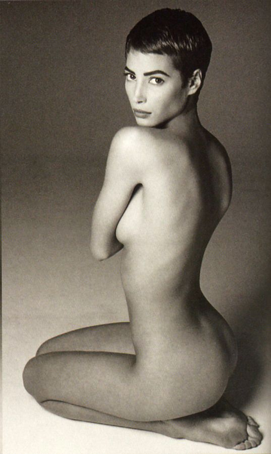 Christy naked turlington