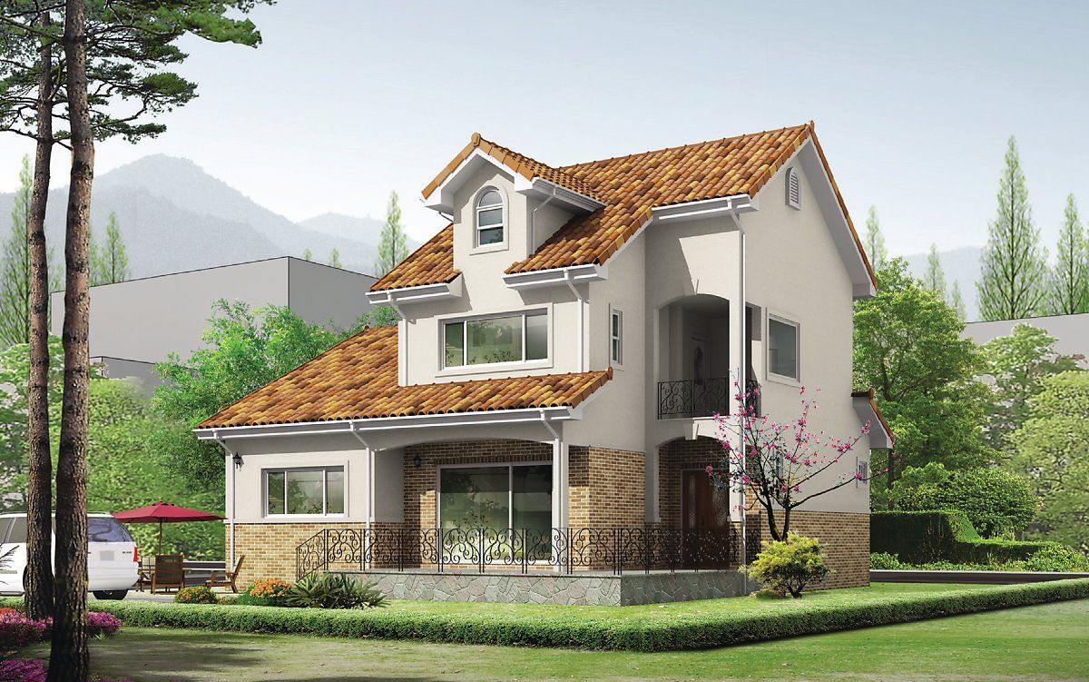전원주택 설계 내게 꼭 맞는 집짓기 설계도면 49 네이버 포스트 집 스타일 집 짓기 설계 도면