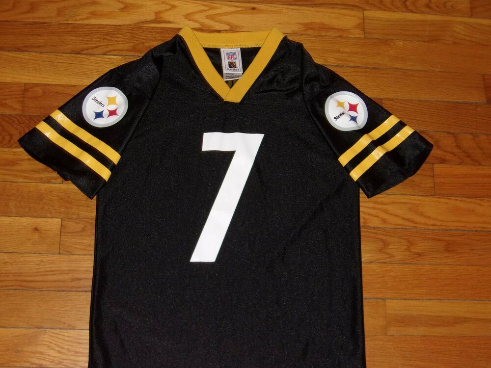 buy popular 96c63 39a47 NFL PITTSBURGH STEELERS BEN ROETHLISBERGER FOOTBALL JERSEY ...