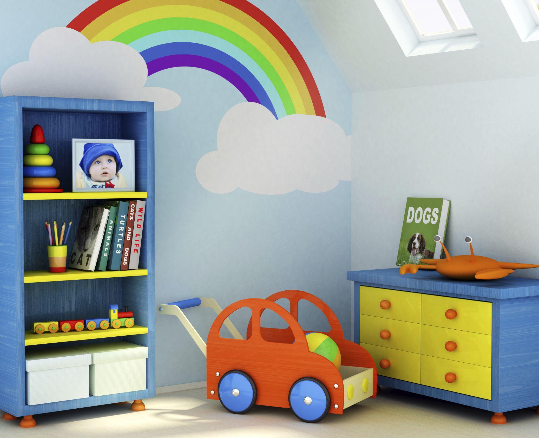 Tips para renovar el cuarto del beb con poco dinero for Renovar casa con poco dinero