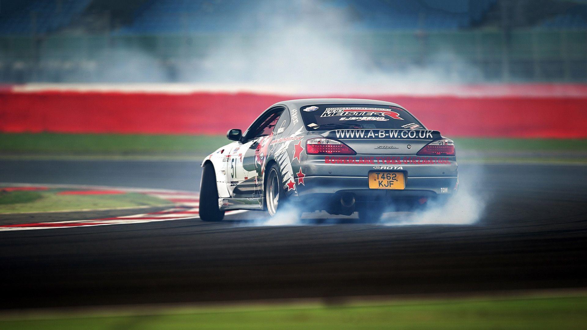Cars · Supra Drift Wallpaper ...