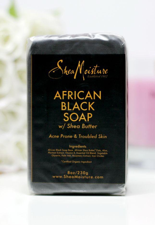 Shea Moisture Black African Soap Shea Moisture Products Black Soap African Soap
