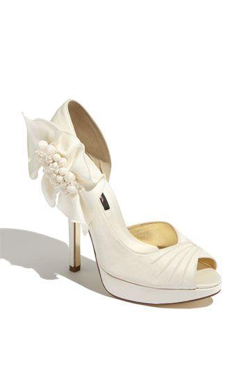 Nina Neva Pump Nordstrom Bridal Shoes Fashion Shoes Gorgeous Shoes