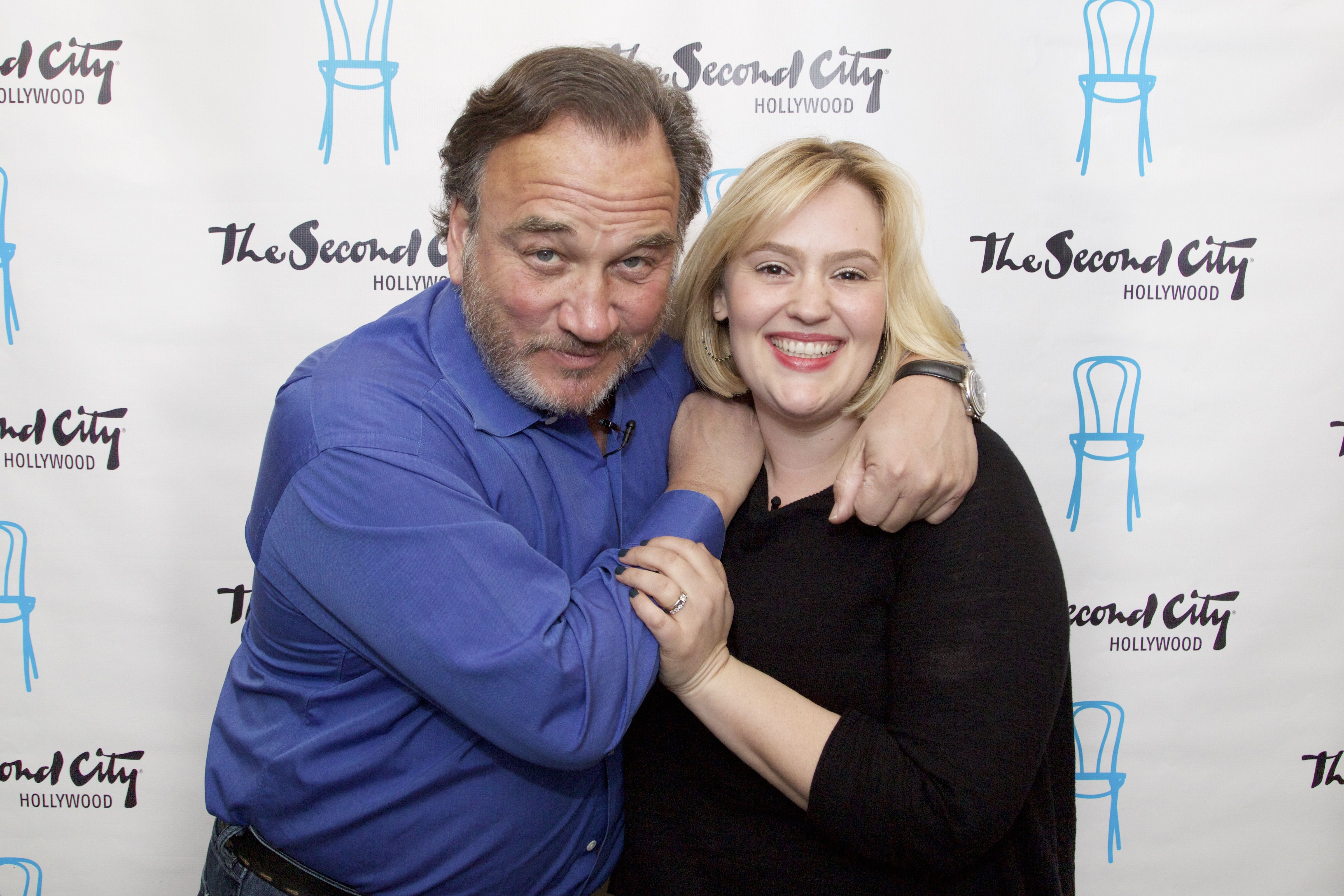 quotcouch candysquot jen candy and special guest jim belushi