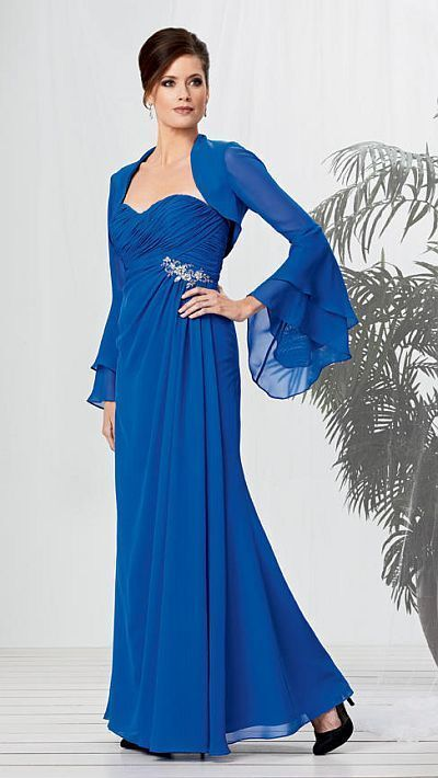 Harper - midnight blue - LaDress by Simone   Maxi dress