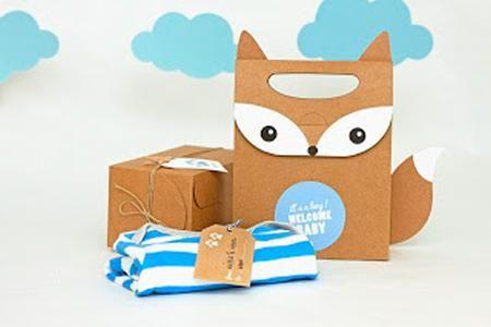 Cómo preparar un paquete de regalo para un bebé | Infantiles, Bebes ...