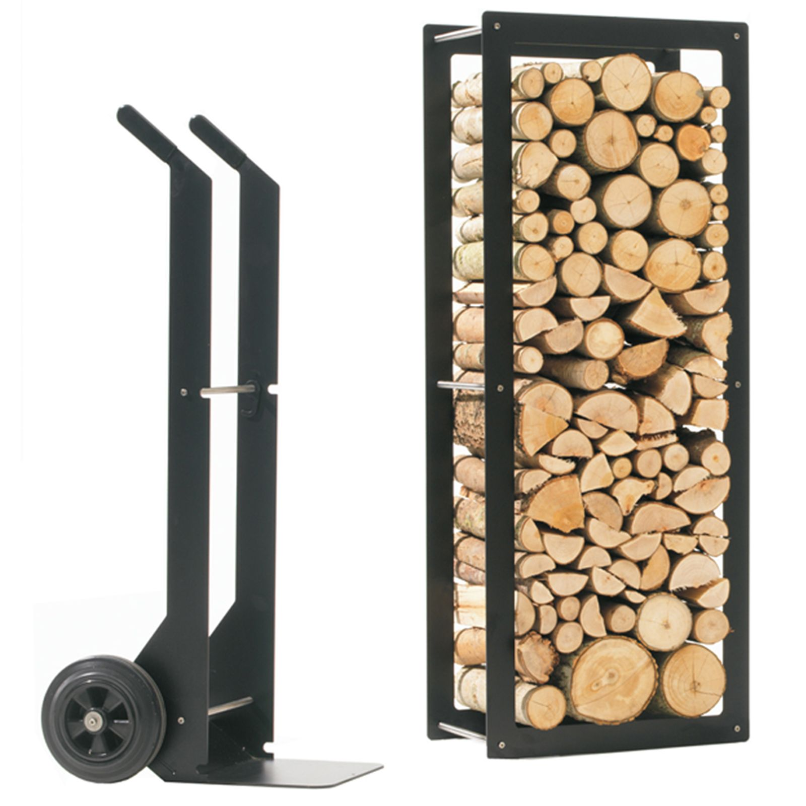 Woodstock Firewood Rack Indoor For The Home