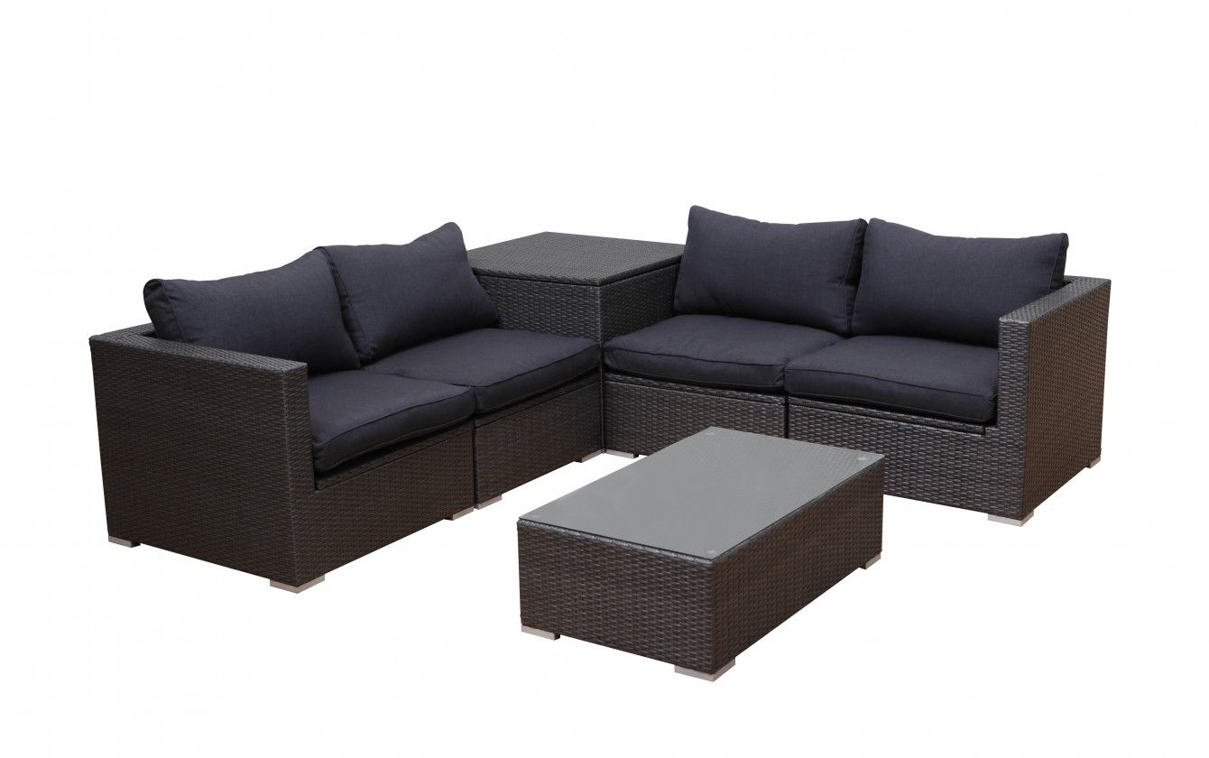 Bondi Modular Outdoor Lounge Available At Drovers Inside Out