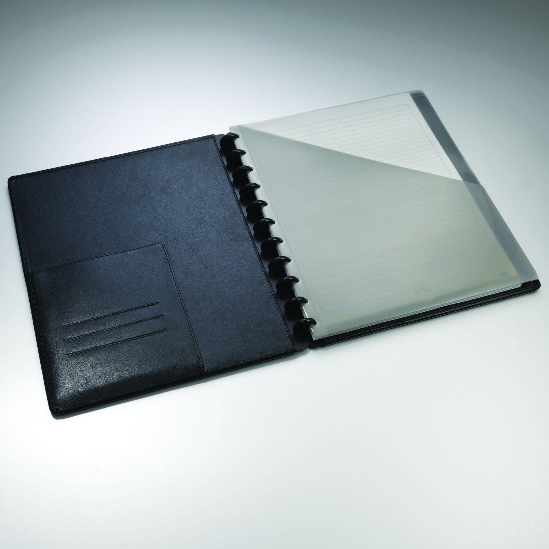 Amazon.com : Staples Arc Notebook Dual Pocket Poly