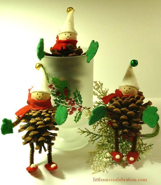 Christmas Craft Inspiration: Martha's Elves | Askartelu