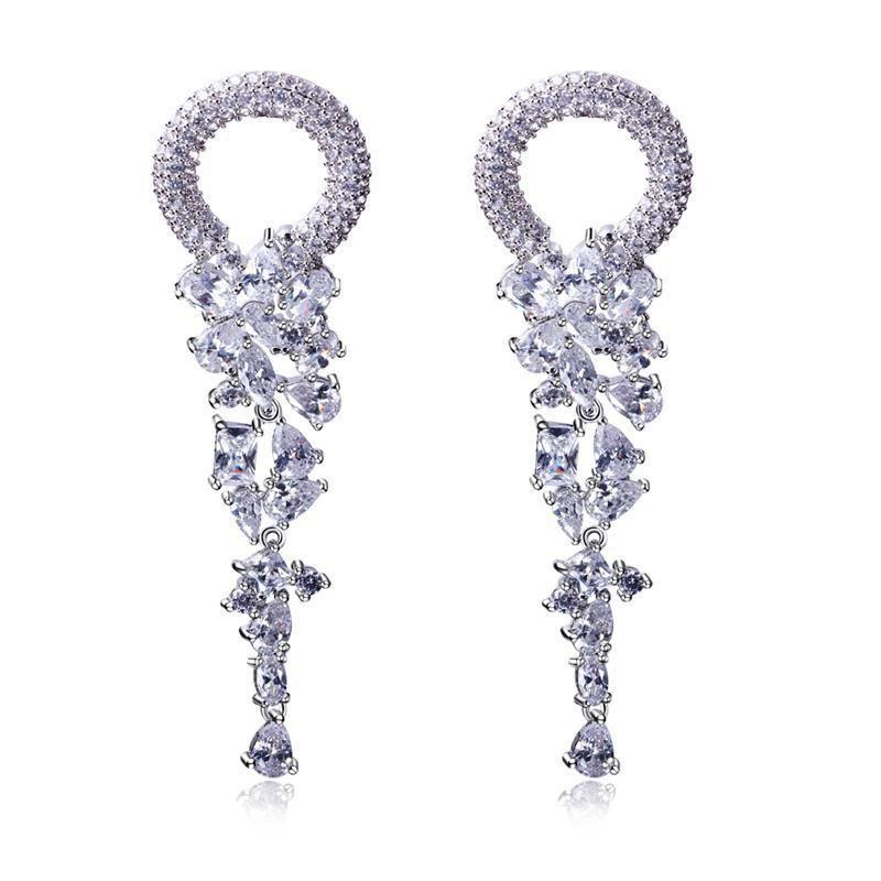 Find More Drop Earrings Information about Beautiful Earrings Top ...
