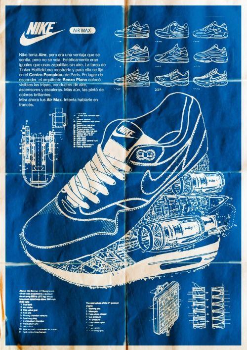 2019 Nike En Y AficheBoceto AirDiseños De Zapatos DH2EW9I